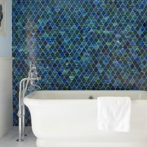 beach-themed-bathrooms 100+ Best Beach Bathroom Decorations 2020