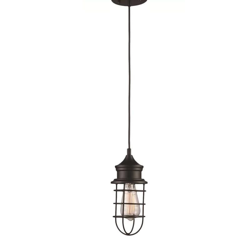 rockfield-1-light-mini-nautical-pendant Nautical Pendant Lights