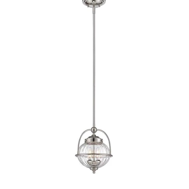 stonebrook-2-light-foyer-pendant Nautical Pendant Lights