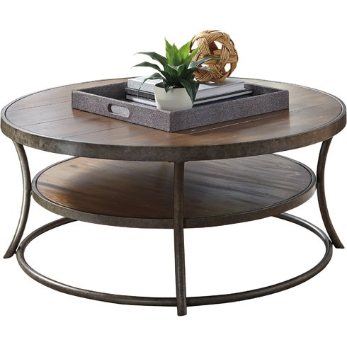 Bendeleben-Coffee-Table Beach Coffee Tables and Coastal Coffee Tables
