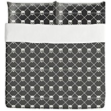 In-The-Pirates-Net-Duvet-Bed-Set Pirate Bedding Sets and Pirate Comforter Sets