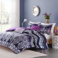 Intelligent-Design-ID10-471-Adley-Comforter-Set 100+ Best Bohemian Bedding and Boho Bedding Sets For 2020