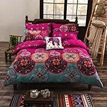 MeMoreCool-2016-New-Boho-Style-Bedding-Set 100+ Best Bohemian Bedding and Boho Bedding Sets For 2020