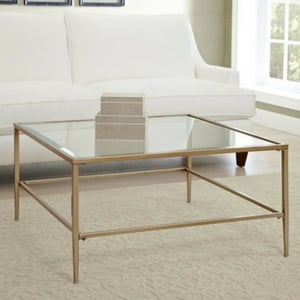 Nash-Square-Coffee-Table Beach Coffee Tables and Coastal Coffee Tables
