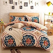 Newrara-Home-Textileboho-Bedding-Set 100+ Best Bohemian Bedding and Boho Bedding Sets For 2020