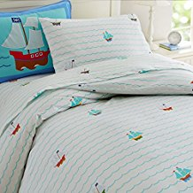 Olive-Kids-Pirates-Full-Duvet-Cover 100+ Nautical Duvet Covers and Nautical Coverlets For 2020