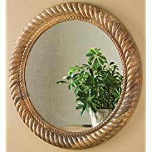 Park-Designs-Wood-Mirror-with-Rope-Carving-2422 Rope Mirrors and Rope Hanging Mirrors