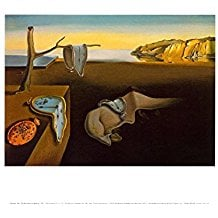 Salvador-Dalí-The-Persistence-of-Memory 75+ Beach Paintings and Coastal Paintings 2020