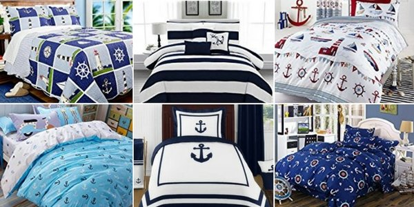 Best Anchor Bedding and Comforter Sets