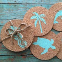 Beach Coasters
