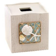 Beach Tissue Box Holders