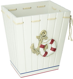 Beach Wastebaskets & Coastal Wastebaskets