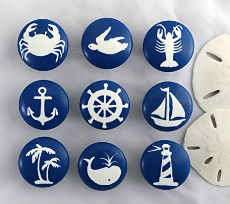 Beach Knobs & Coastal Knobs
