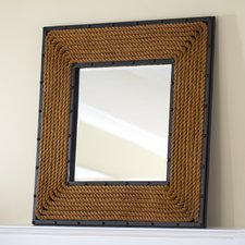 birch-lane-square-rope-wall-mirror Rope Mirrors and Rope Hanging Mirrors