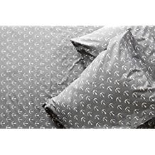 charcoal-anchor-sheets Anchor Bedding Sets and Anchor Comforter Sets