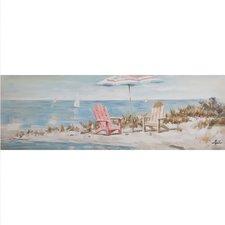 charleston-beach-painting-print-on-canvas Beach Paintings and Coastal Paintings