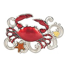 Crab Accents and Crab Decor