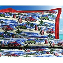 dean-miller-surf-bedding-set Surf Decor & Surfboard Decorations