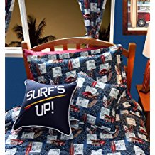 dean-miller-surf-bedding-tapa-town-set Surf Decor & Surfboard Decorations