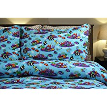 dean-miller-surf-bedding-under-the-sea Surf Decor & Surfboard Decorations