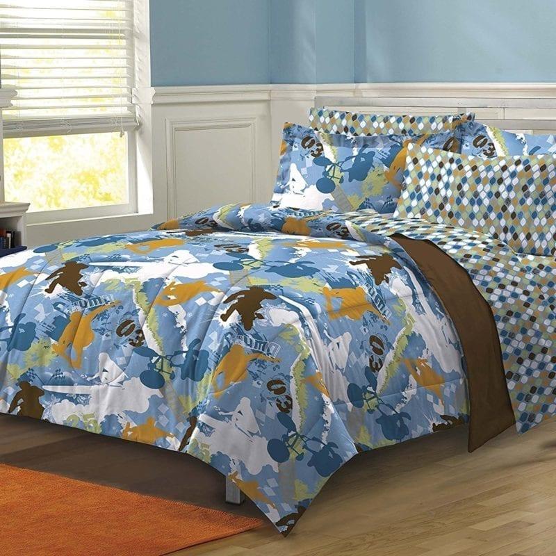 extreme-sports-microfiber-surf-comforter-set-800x800 50+ Surf Bedding and Surf Comforter Sets