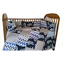 hawaiian-crib-surf-bedding-set 50+ Surf Bedding and Surf Comforter Sets