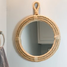 heartland-hanging-rope-wrapped-mirror Rope Mirrors and Rope Hanging Mirrors