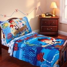 jake-and-the-neverland-disney-pirate-bedding-set Pirate Bedding Sets and Pirate Comforter Sets
