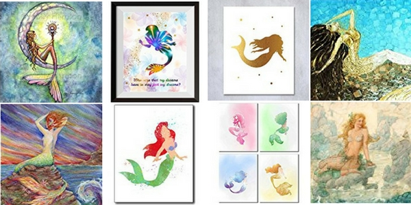 The Best Mermaid Art You Can Buy