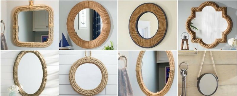The Best Rope Mirrors You Can Buy