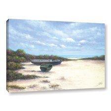 sambataro-west-wind-beach-painting Beach Paintings and Coastal Paintings