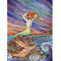 siren-song-mermaid-art-print Mermaid Wall Art and Mermaid Wall Decor