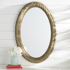 skipper-rope-wall-mirror Rope Mirrors and Rope Hanging Mirrors