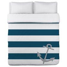 striped-anchor-duver-cover-collection Anchor Bedding Sets and Anchor Comforter Sets