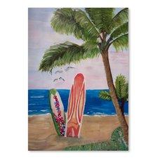 surf-boards-beach-painting Beach Paintings and Coastal Paintings