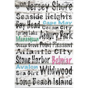 to-the-jersey-shore-wooden-beach-sign The Best Wooden Beach Signs You Can Buy