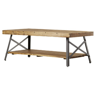 T Austin Design Rustic Coastal Coffee Table Beach Tables