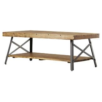 trent-austin-design-rustic-coastal-coffee-table Beach Coffee Tables and Coastal Coffee Tables