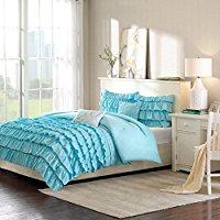 waterfall-mermaid-comforter-set Mermaid Bedding Sets and Mermaid Comforter Sets
