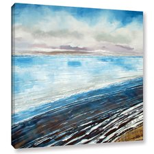 weybourne-winter-beach-painting Beach Paintings and Coastal Paintings