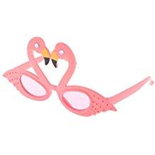 Dovewill-Hawaiian-Tropical-Flamingo-Sunglasses Sunglasses Wedding Favors