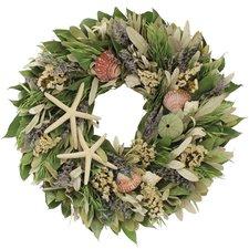 beach-house-wreath-by-floral-treasure-16 Beach Christmas Wreaths