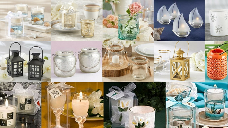 Best Candle Wedding Favors You Can Buy