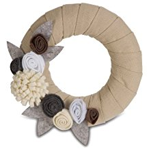pavilion-gift-outdoor-beach-wreath 70+ Beach Christmas Wreaths and Nautical Wreaths
