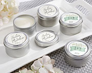 personalized-rustic-wedding-candle-tin Candle Wedding Favors