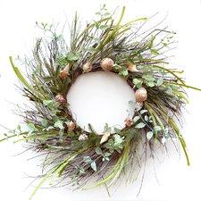 summer-house-seashell-wreath-24 Beach Christmas Wreaths