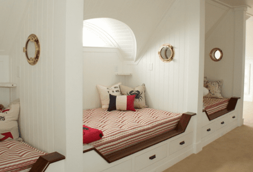 Beach-Front-Residence-by-Kirby-Perkins 101 Beach Themed Bedroom Ideas