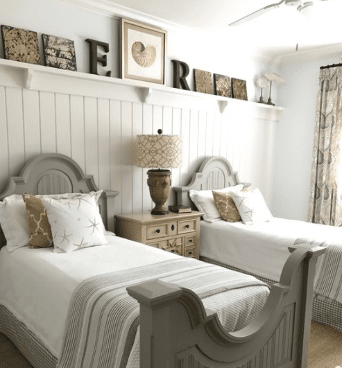 Beach Themed Bedroom By Coastal Chic 101 Ideas