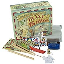 Boat-in-a-Bottle-Kit Ship In A Bottle Kits and Decor