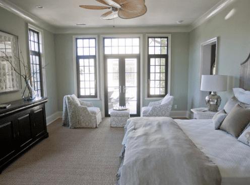 Cassique-Cottage-by-Margaret-Donaldson-Interiors 101 Beach Themed Bedroom Ideas